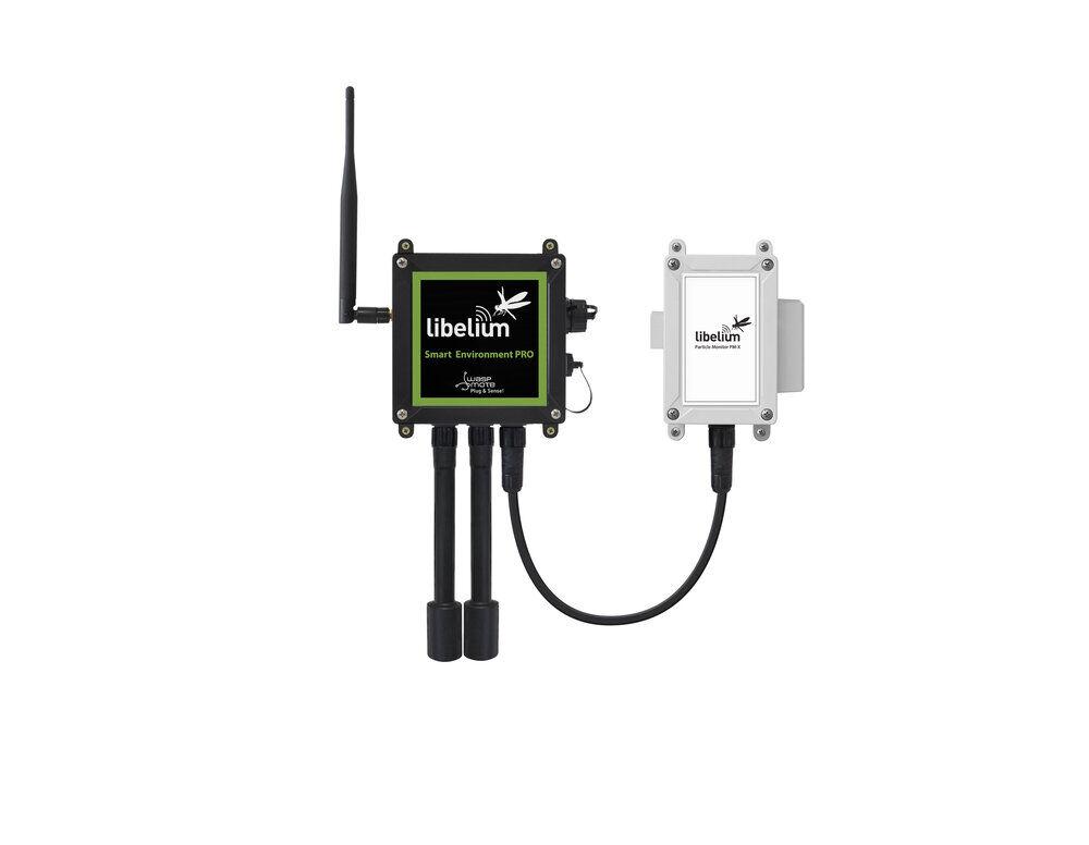 Libelium Smart Sensor IoT Solutions