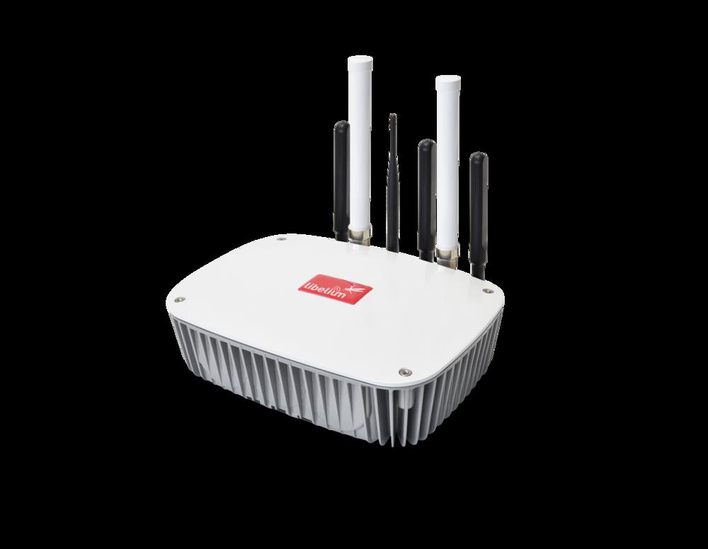 Libelium Smart Agricultural and Industrial Sensor solutions