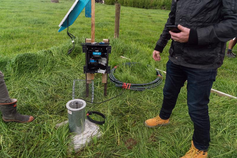 farming water quality control
