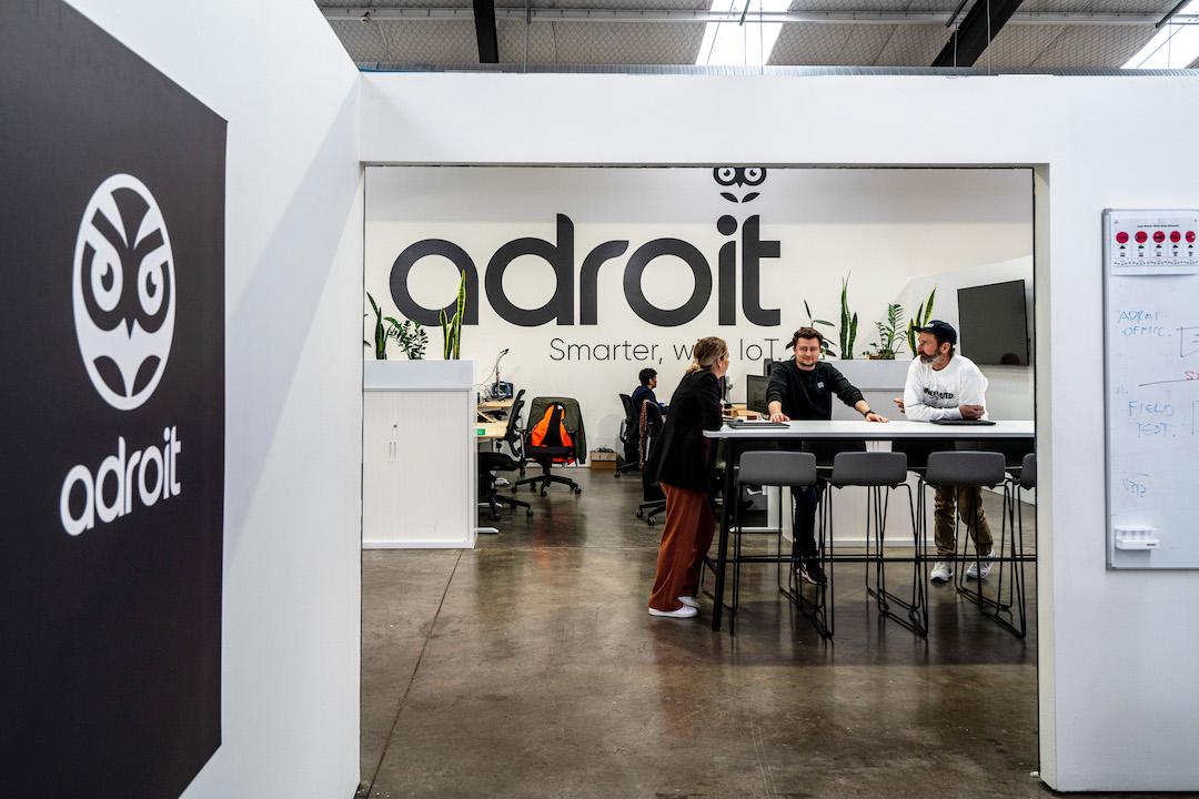Adroit Head Office Mackelvie Street Ponsonby Auckland