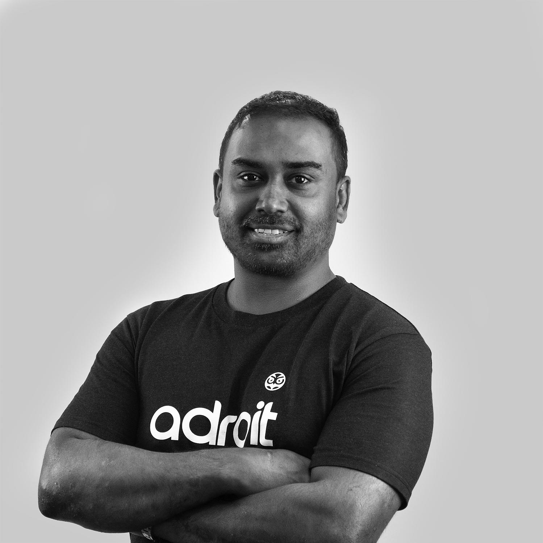 Business Development Manager Kish