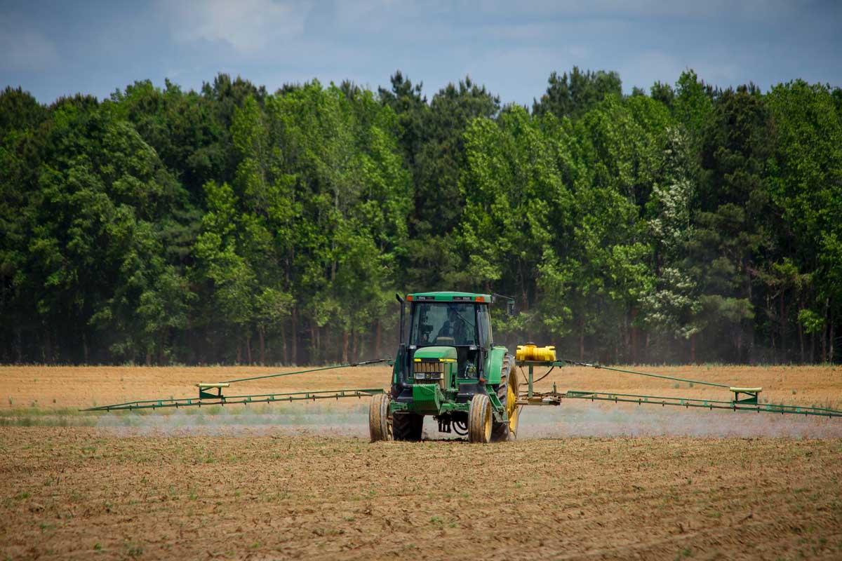 farmers need to monitor nitrate leaching